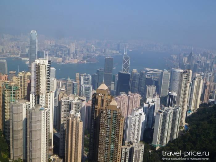 Что посмотреть в Гонконге: Пик Виктории