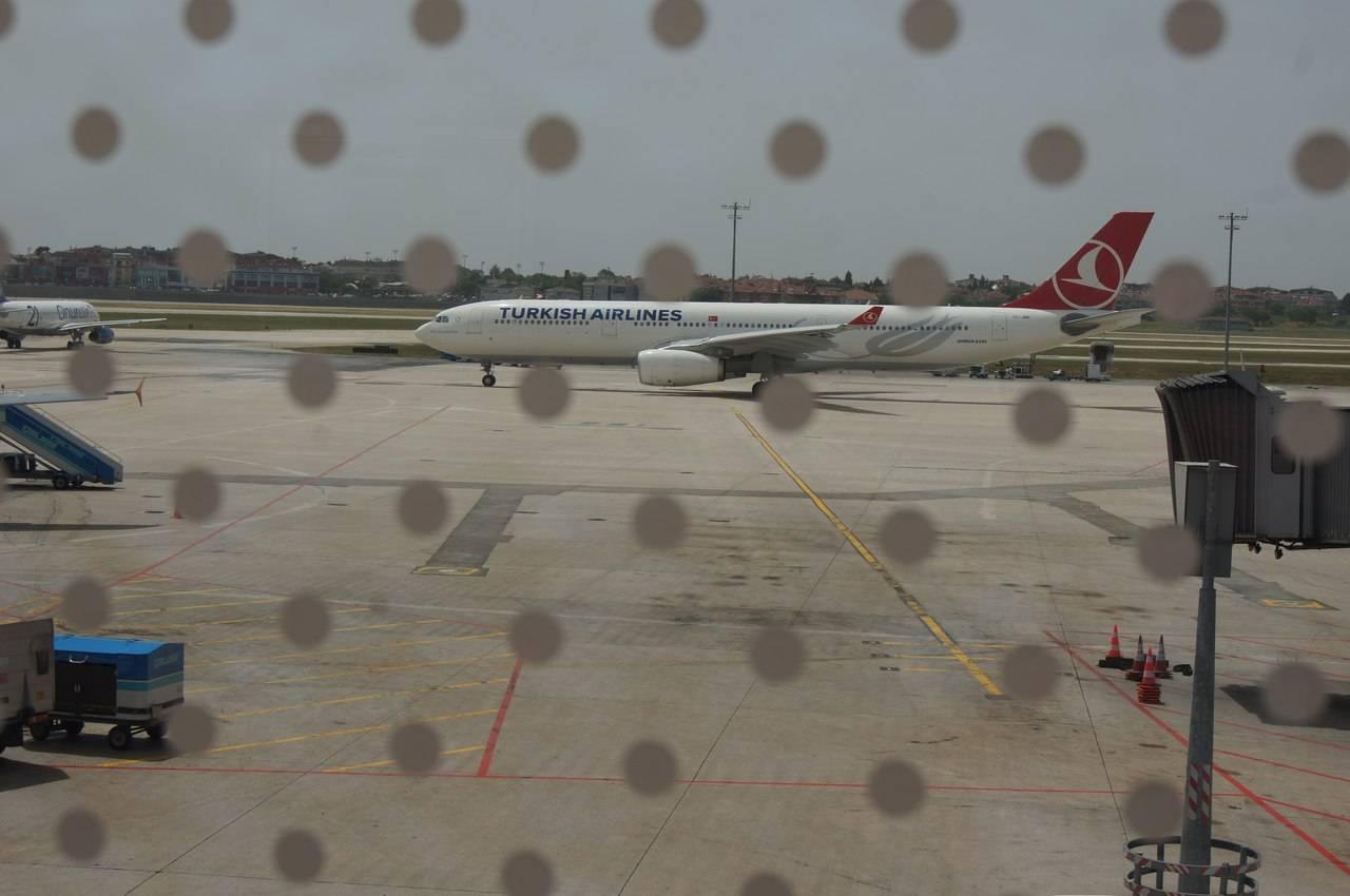 В Бодрум самостоятельно через Москву и Стамбул