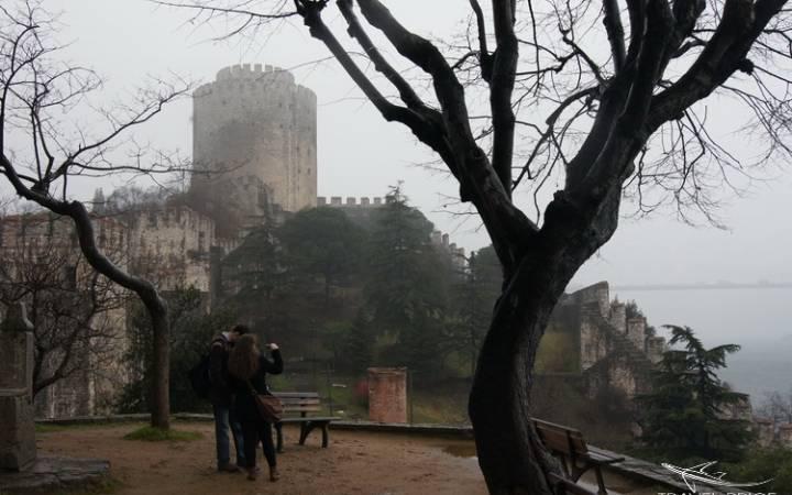 """Крепость Румели Хисары – """"must see"""" в Стамбуле, по моему скромному мнению"""