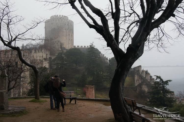 Крепость Румели Хисари в Стамбуле