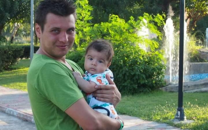 Наше первое путешествие с грудничком: Макс в Турции
