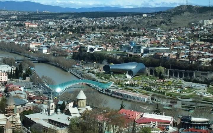 Маршрут прогулки по Тбилиси – все, что стоит посмотреть в городе за пару дней