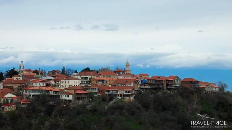 Сигнахи город любви в грузии
