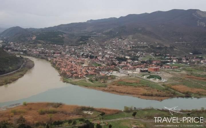 Мцхета из Тбилиси – близко, недорого и очень фотогенично