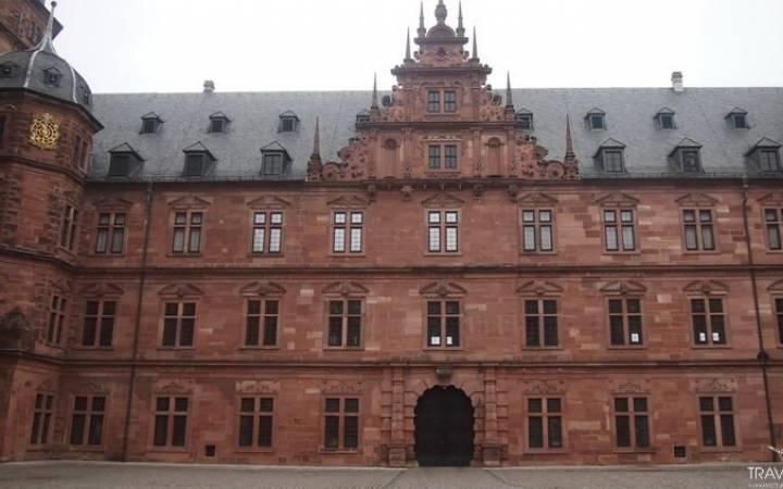 Куда поехать из Франкфурта на 1 день? Город Ашаффенбург