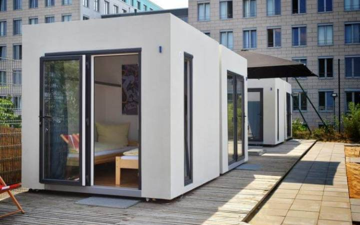 Недорогие по европейским меркам отели в центре Берлина – 11 отелей до € 100