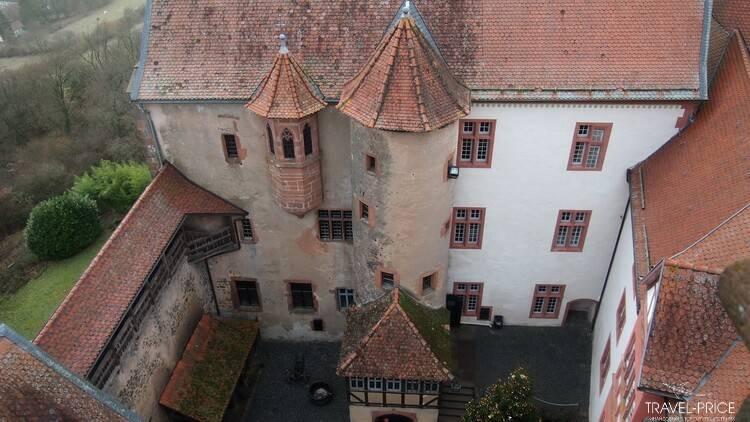 средневековый замок Роннебург