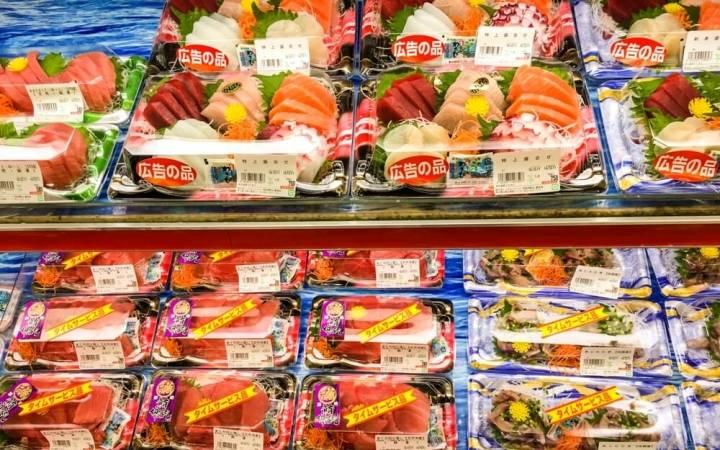 Японская кухня глазами сибирско-израильского туриста
