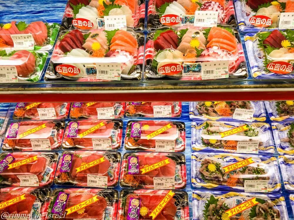 еда в японии глазами туриста