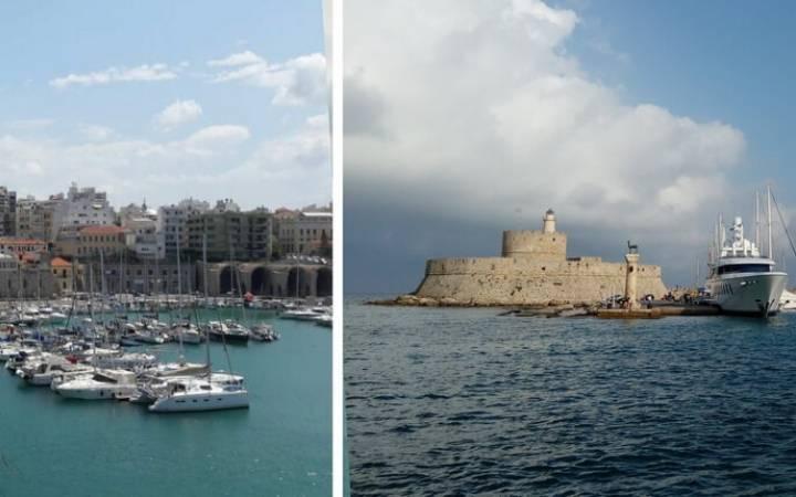 Родос или Крит – два греческих острова, между которыми так сложно выбрать лучший