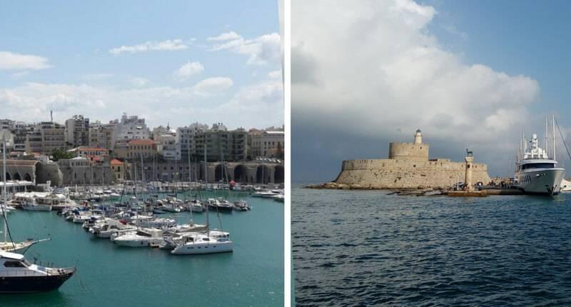 Родос или Крит