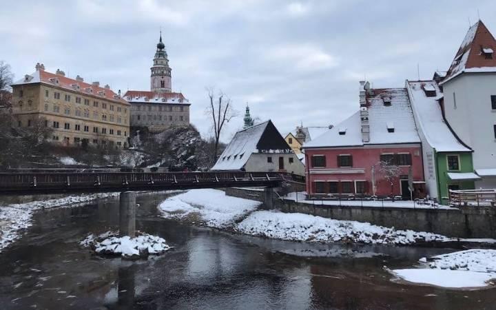 Экскурсия в Чески Крумлов из Праги: надо ехать минимум на 2 дня!