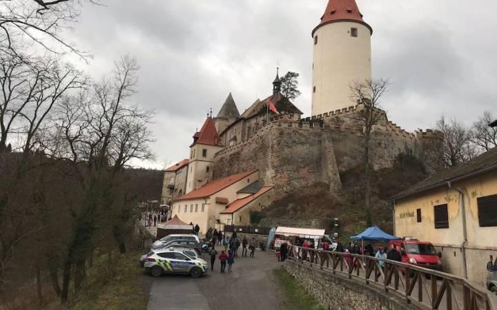 Что посмотреть в окрестностях Праги: замок Кршивоклат и другие замки Чехии