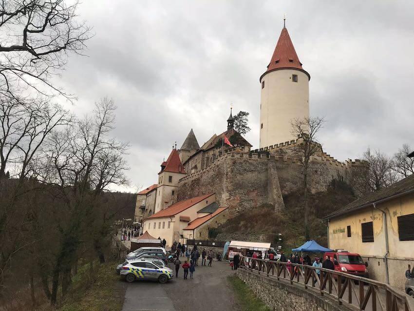 Что посмотреть в окрестностях Праги. Средневековые замки