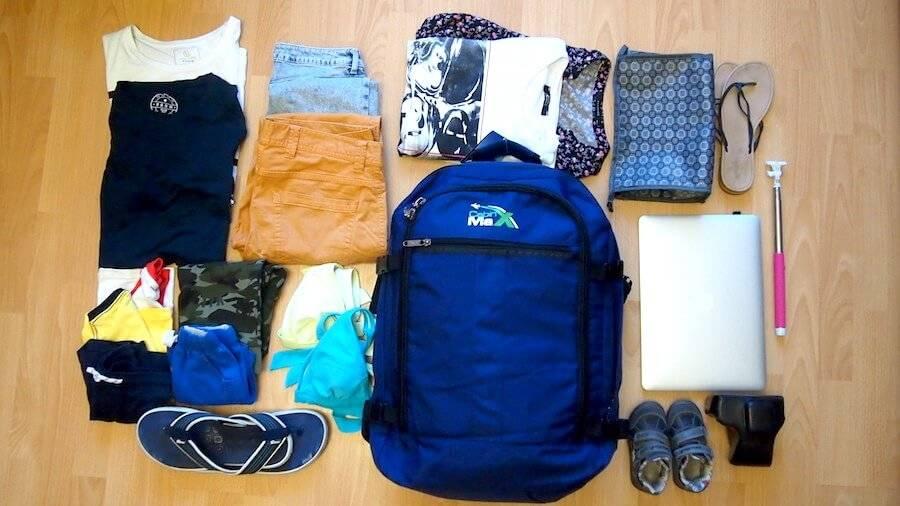 ручная кладь рюкзак cabin max