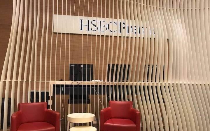 Бизнес-зал в аэропорту Стамбула по карте Приорити Пасс