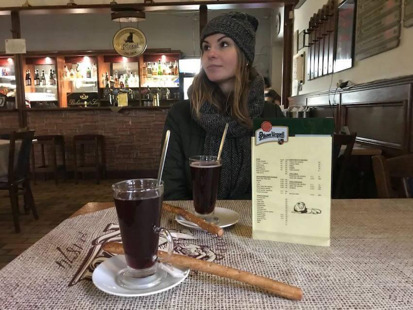Кутна-Гора кафе