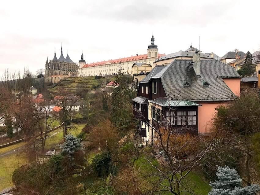 Кутна-Гора из Праги