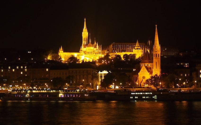 Рыбацкий бастион Будапешт