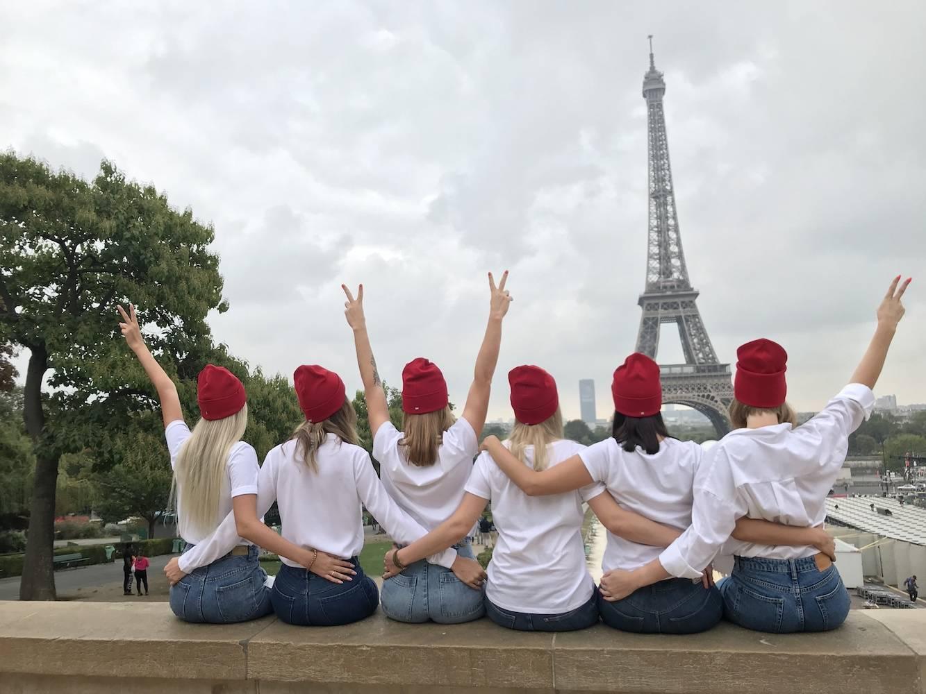 Лучшие виды на Эйфелеву башню в Париже