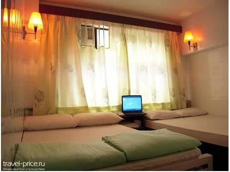 Calton Hostel Гонконг