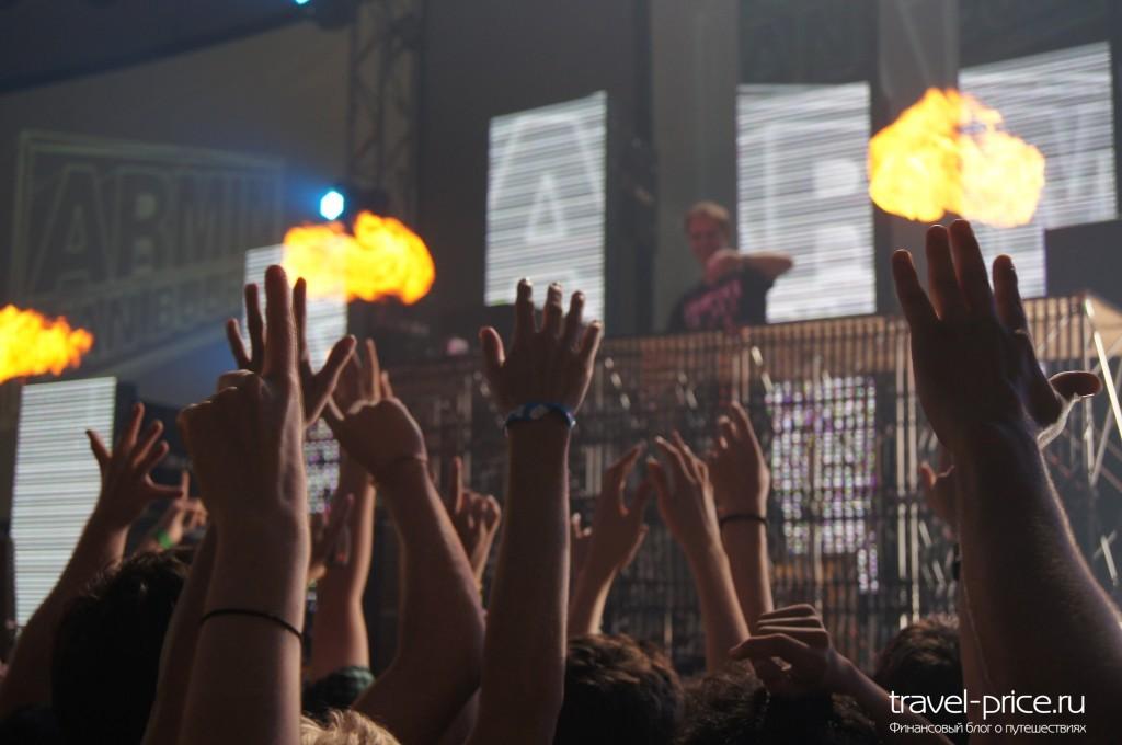 Armin van Buuren Bangkok 2011