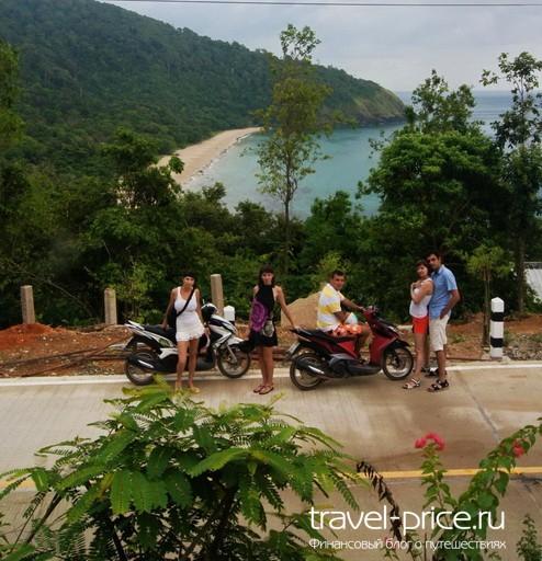 Пляж Mai Phai (Bamboo Bay) остров Ланта, Таиланд