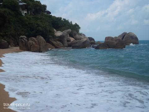 Пляж Coral Cove Самуи