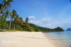 Тур 4 острова, Koh Ngai