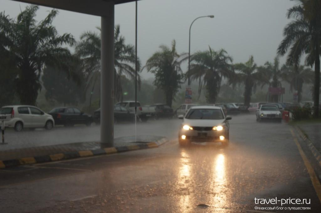 Как из аэропорта Куала-Лумпур добраться до центра