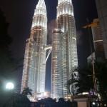 Башни Петронас Куала-Лумпур (Малайзия)