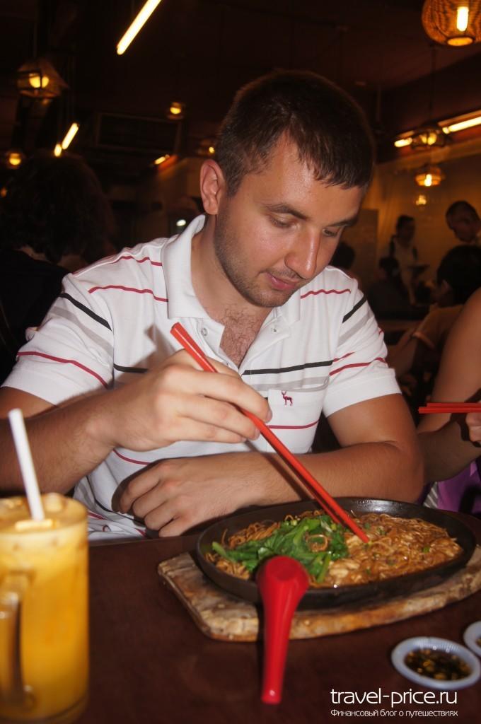 China Town Куала-Лумпур Малайзия