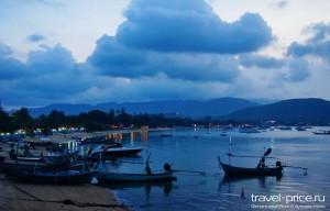 Пляжи Самуи: Банг Рак - пляж для созерцания