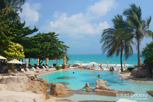 Отель Imperial на пляже Чавенг Ной, Самуи