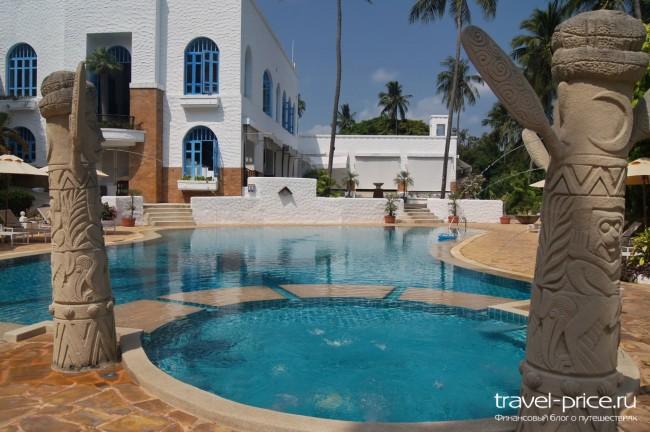 Пляжи Самуи: Чавенг Ной (Chaweng Noi) отель Imperial