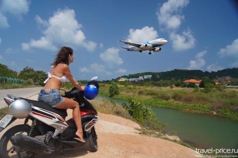 Самолеты на Самуи