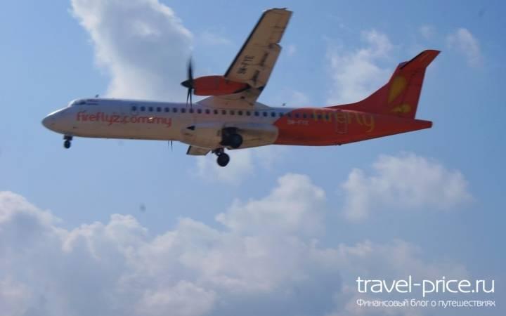 Как добраться до Самуи, Ланты и других островов с AirAsia и NokAir