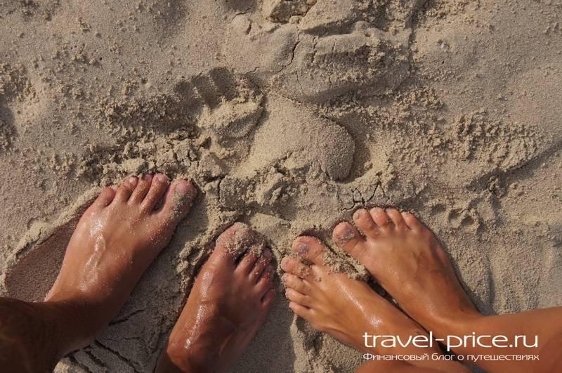 Пляж Chaweng (Чавенг), Самуи