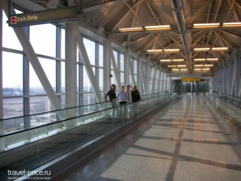 аэропорт Нью-Йорка