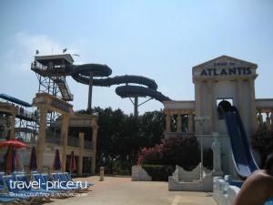 Аквапарк в Айя-Напе, Кипр