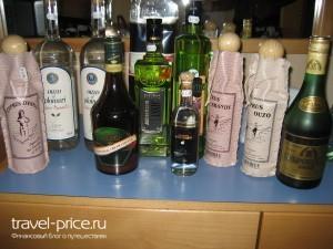 Алкоголь на Кипре