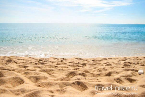 Пляж Ламай (Lamai), Самуи