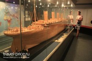 лодка в Музее Рипли в Паттайе