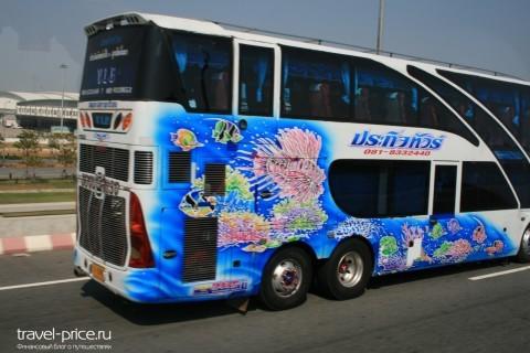 Развод туристов в Таиланде экскурсии
